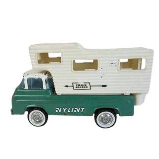 Vintage Nylint Trail Blazer Camper Truck Toy