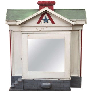 Odd Fellows Vanity with Secret Compartments