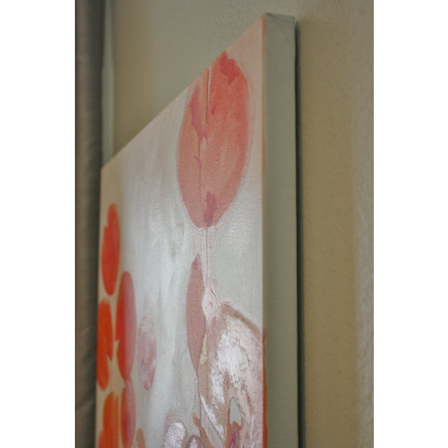 """Image of """"Connected"""" Oil on Belgian Linen Painting"""