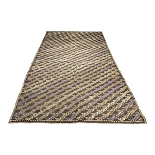 "Bellwether Rugs Vintage Turkish Kilim Rug - 5'5"" x 10'5"""