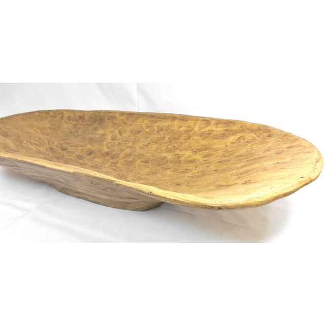 Rustic Vintage Dough Bowl - Image 10 of 11