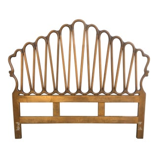 Hollywood Regency Style Queen Headboard