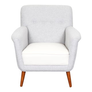 Mid-Century Danish Lounge Chair