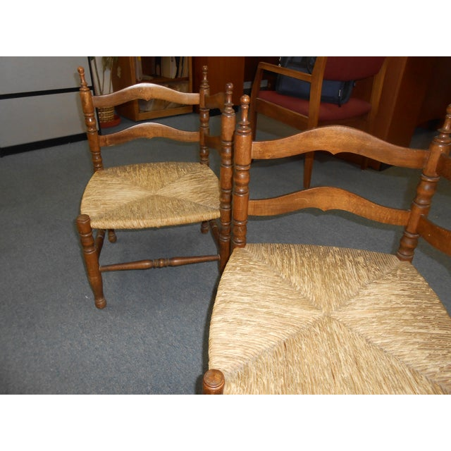 Corner Chairs - A Pair - Image 5 of 9