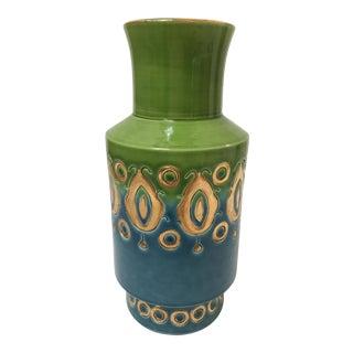 Bitossi Style Italian Pottery Vase