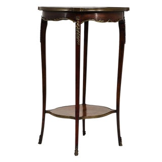 Antique French Louis XV-style Side Table