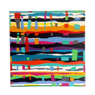Colorful Contemporary Abstract Painting