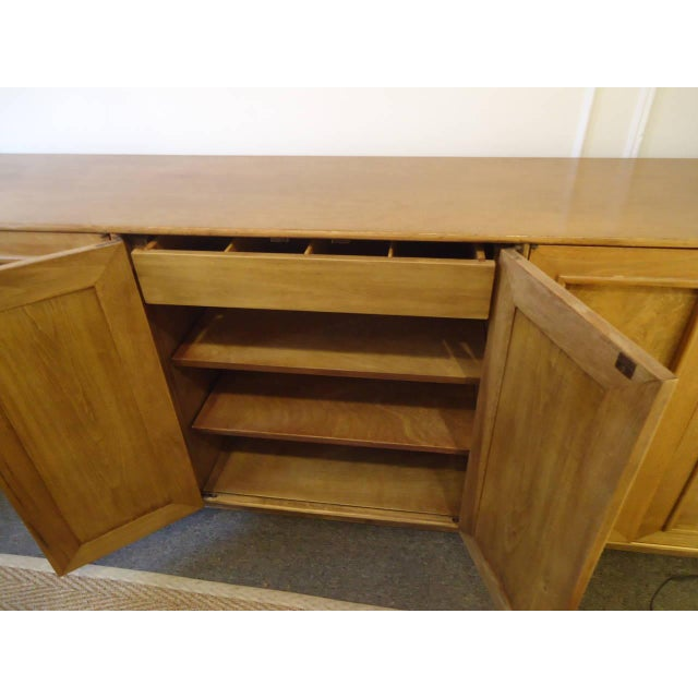 Milo Baughman for Directional Mid-Century Credenza - Image 7 of 7