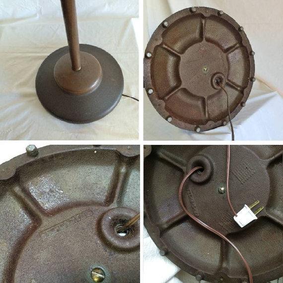 Vintage Midcentury Dazor Floor Lamp - Image 5 of 5