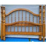 Image of Vintage Pennsylvania House Queen Size Poster Bed
