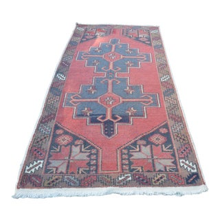 Bohemian Turkish Rug - 4′4″ × 9′1″