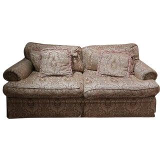 EJ Victor Roll Arm Sofa