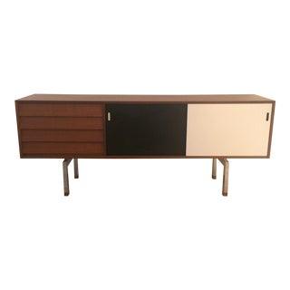 1960s Vintage Danish Modern Sideboard