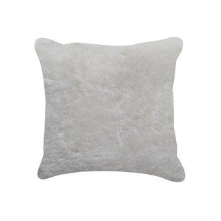 Natural Sheepskin Pillow