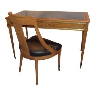 Biedermeire Desk and Chair