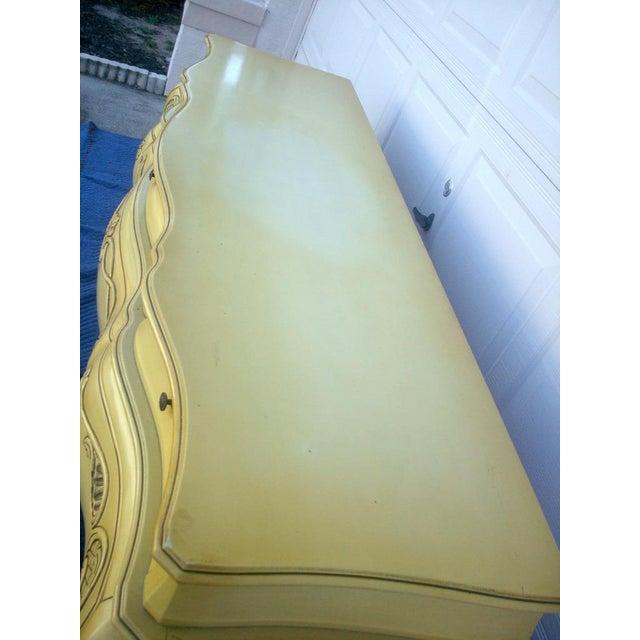 Genova Furniture Co. French Provincial Dresser - Image 6 of 10