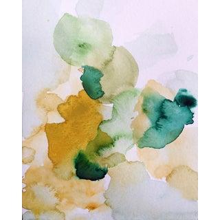 """Stillness"" Watercolor Painting"
