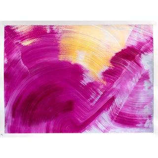 """Garnet Light"" Original Painting"