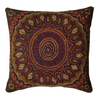 Persian Suzani Hand Embroidery Pillow