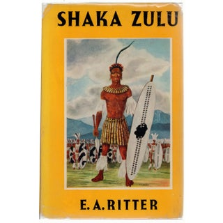 Shaka Zulu: The Rise of the Zulu Empire Book