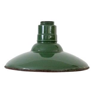 Vintage American Industrial Pendant Lamp Shade