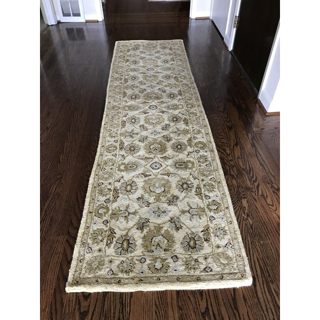 Image of Pottery Barn Runner Rug - 2′6″ × 8′10″