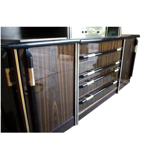 Image of Entertainment Bar & Mivox Stereo Hutch