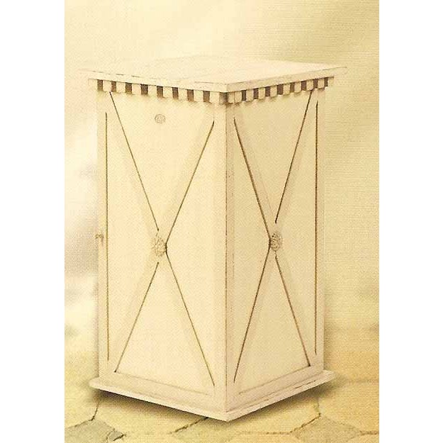 Antique Style Lamp Stand - Image 4 of 5