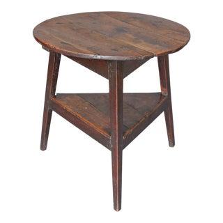 18th Century Cricket Table