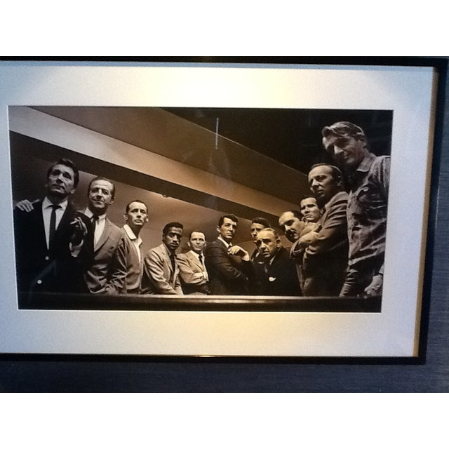 """Sid Avery Photograph - """"Rat Pack"""" Ocean's Eleven - Image 4 of 4"""