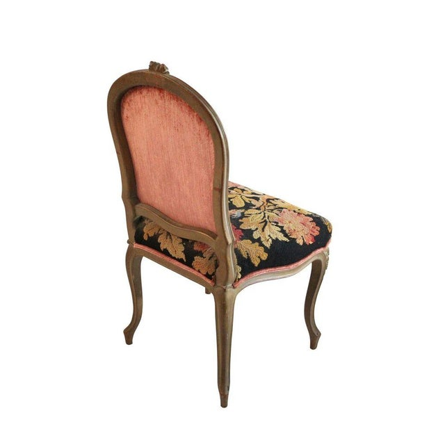 Aubusson Tapestry Chair - Image 5 of 5