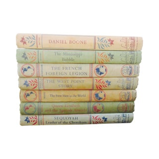 Vintage Random House Books - Set of 7