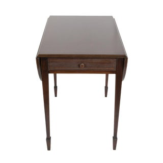 Cowan Antique Drop Leaf Table