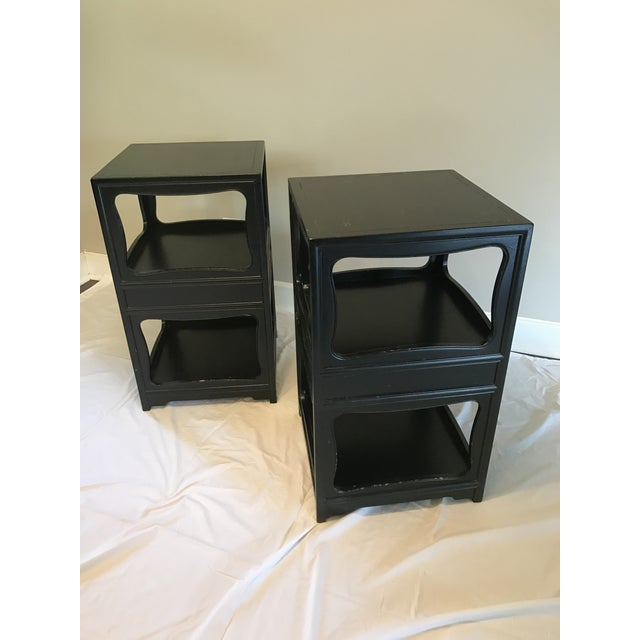 Baker Far East Collection Night Stands - A Pair - Image 3 of 10