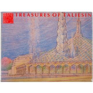 Treasure of Taliesin: 76 Unbuilt Designs Book