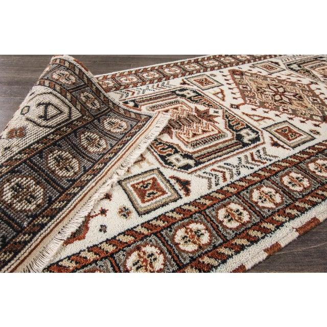 "Apadana - Modern Kazak Rug, 2'10"" x 10'1"" - Image 3 of 5"