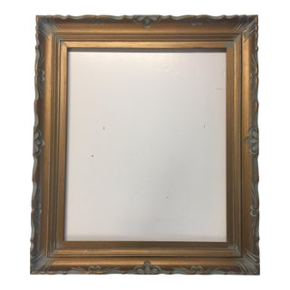 Mid-Century French Style Carved Frame