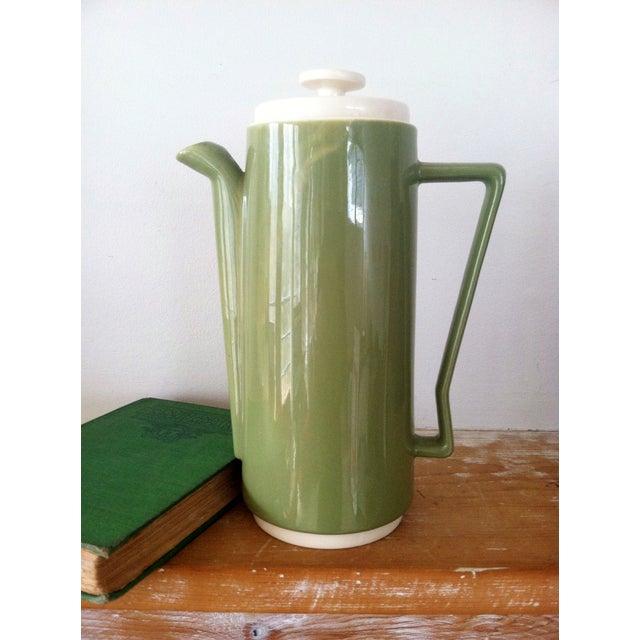 Vintage 1960s Ceramic Pitcher - Image 6 of 6