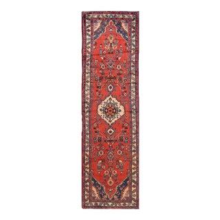 "Apadana - Vintage Persian Hamadan Rug, 2'6"" x 9'9"""