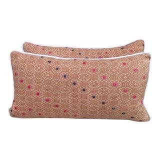 Hmong Tribal Pillows - a Pair
