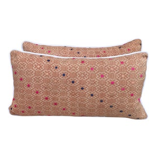 Hmong Tribal Pillows - a Pair
