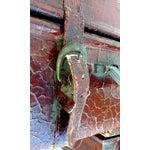 Image of Weathered Ox Blood Nesting Trunks - Set of 3