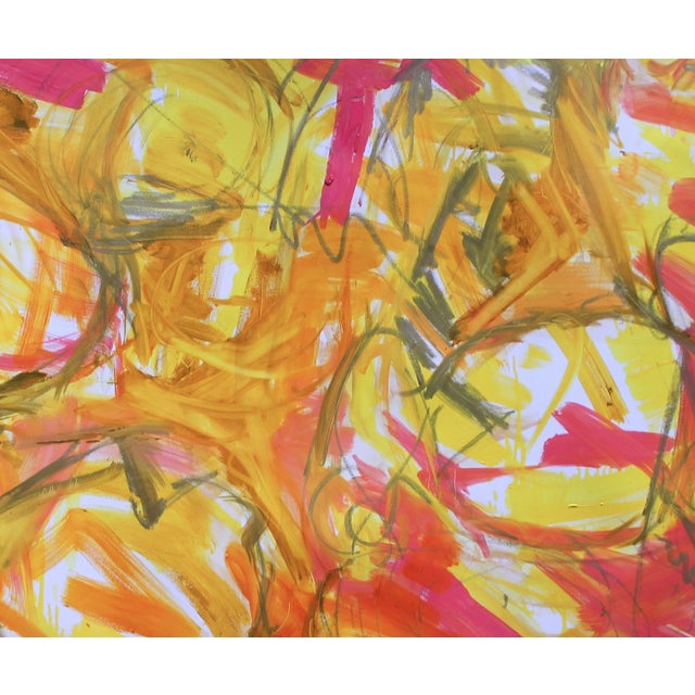 """Chinese New Year 2"" Abstract by Trixie Pitts - Image 3 of 3"
