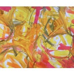 """Image of """"Chinese New Year 2"""" Abstract by Trixie Pitts"""