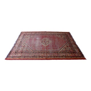 "Vintage Persian Shiraz Karghai Wool Rug - 2'7"" x 6'4"""