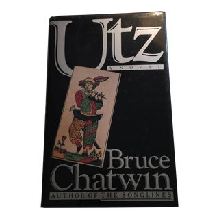 Utz by Bruce Chatwin 1989