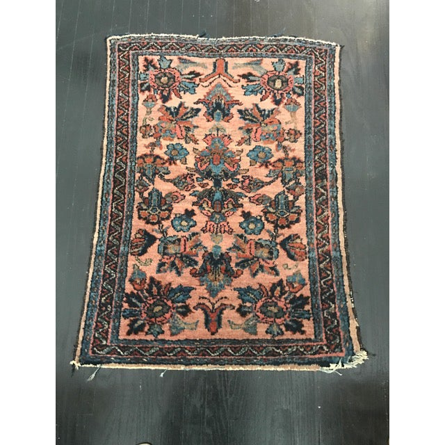 Antique Persian Lilihan Rug - 2′2″ × 3′ - Image 2 of 8