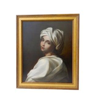 19th Portrait of Beatrice Cenci