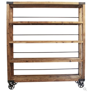 Industrial Castor Shelf