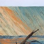 Image of Vintage Seascape Painting